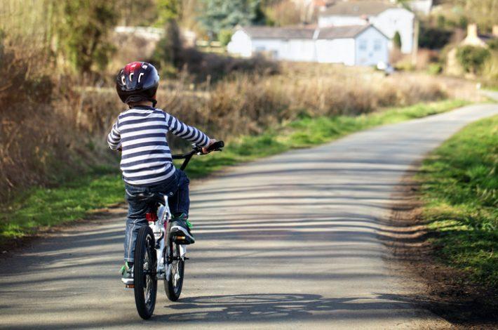 Barn bør kunne sykle til skolen